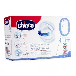 Chicco - Stilleinlagen Sensitiv, 60 Stück