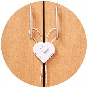 Reer - Schrankschloss mit flexiblem Band