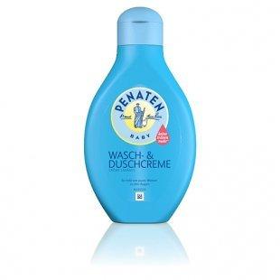 Penaten - Baby Wasch- & Duschcreme, 400ml