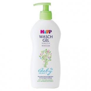 Hipp - Babysanft Waschgel Haut & Haar, 400ml