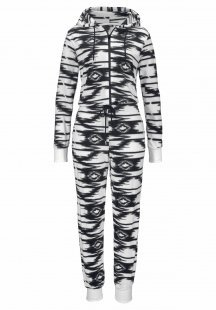 Vivance Dreams Jumpsuit im Ethno-Design