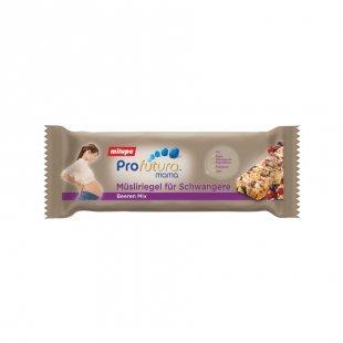 Profutura mama Einzel-Müsliriegel für Schwangere Beeren-Mix 40 g
