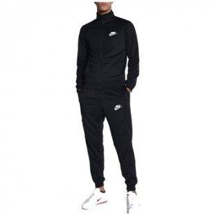 Nike Jogginganzüge Sportswear Herren Trainingsanzug Schwarz