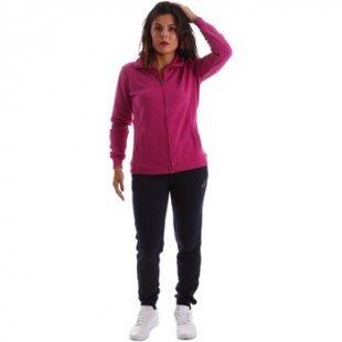 Key Up Jogginganzüge TIN1 0001 Tuta Frauen Fuchsia