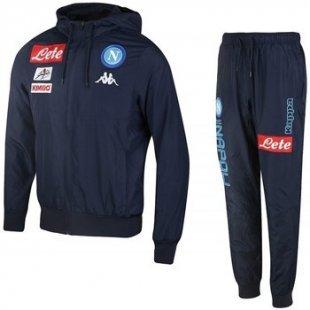 Kappa Jogginganzüge Herren Trainingsanzug Ssc Napoli Blau 303R7S0