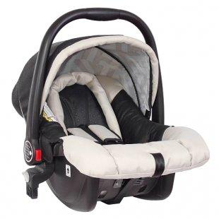 ZEKIWA - Babyschale für Alu Jazz, Black