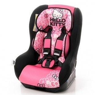 Sanrio - Kindersitz Safety Plus NT, Hello Kitty (Design 2013)