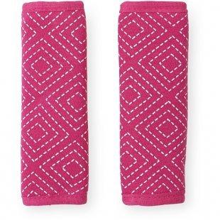 Zobo - Gurtpolster, pink