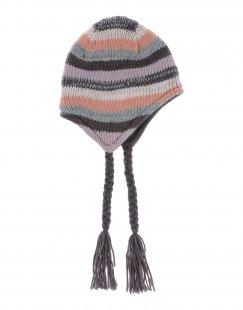 NAME IT® Mädchen 0-24 monate Mützen & Hüte Farbe Grau Größe 6