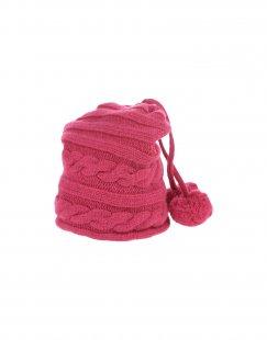 ALETTA Mädchen 0-24 monate Mützen & Hüte Farbe Fuchsia Größe 10