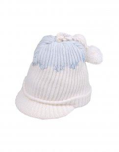 ALETTA Jungen 0-24 monate Mützen & Hüte Farbe Weiß Größe 1