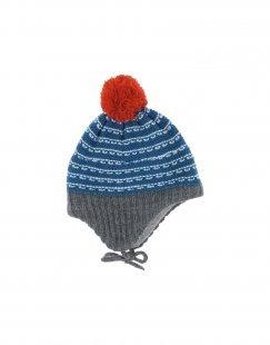 BARTS Jungen 0-24 monate Mützen & Hüte Farbe Blau Größe 3