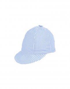 ALETTA Jungen 0-24 monate Mützen & Hüte Farbe Azurblau Größe 4