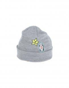 NAME IT® Jungen 0-24 monate Mützen & Hüte Farbe Hellgrau Größe 6