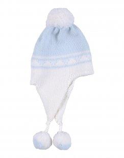 ALETTA Jungen 0-24 monate Mützen & Hüte Farbe Himmelblau Größe 2