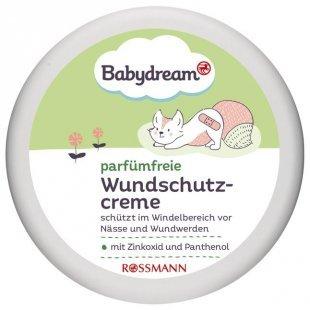 Babydream parfümfreie Wundschutzcreme 0.99 EUR/100 ml