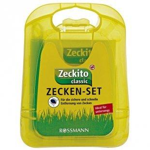 Zeckito classic Zecken-Set