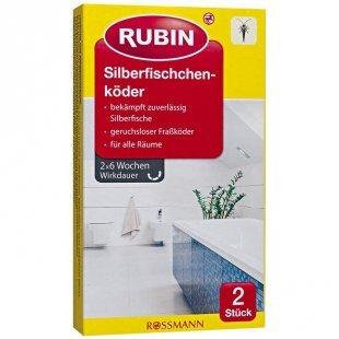 RUBIN Silberfischchenköder