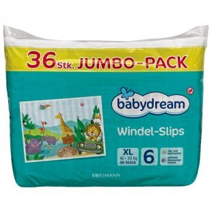 babydream Windel-Slips XL Jumbo-Pack