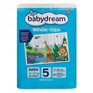 babydream Windel-Slips Junior