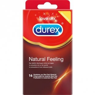 Durex Kondome Natural Feeling