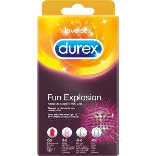 Durex Kondome Fun Explosion