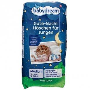 Babydream Gute-Nacht-Höschen für Jungen