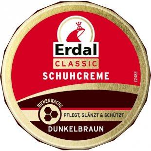 Erdal Classic Schuhcreme dunkelbraun 2.12 EUR/100 ml