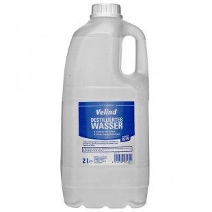 Velind Destilliertes Wasser 2l 0.50 EUR/1 l