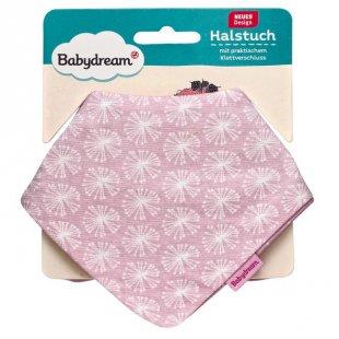 Babydream Halstuch Löwenzahn rosa