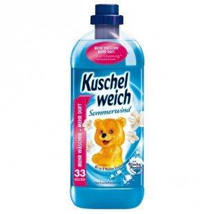 Kuschelweich Weichspülerkonzentrat Sommerwind 33 WL 0.04 EUR/1 WL