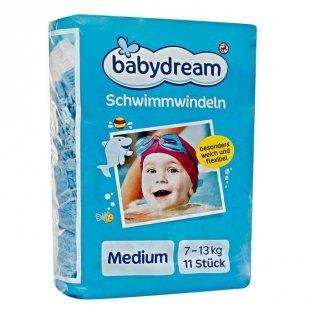 babydream Schwimmwindeln medium