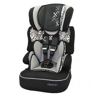 Osann - Kindersitz BeLine SP Luxe, Corail Black