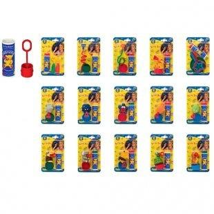 Pustefix Blister mit Spielzeug, 42ml, sortiert