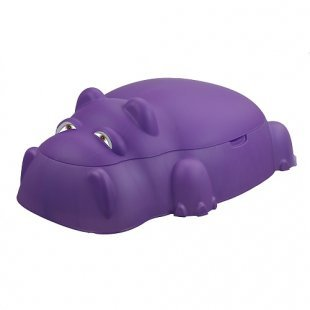 Sizzlin Cool - Sandkasten Hippo