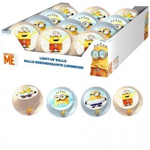 John - Light-Up Ball, Minions, sortiert