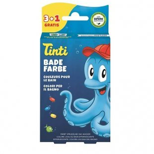 Tinti - Badefarbe 3+1