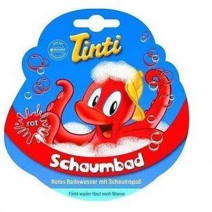 Tinti - Schaumbad rot, 20 ml