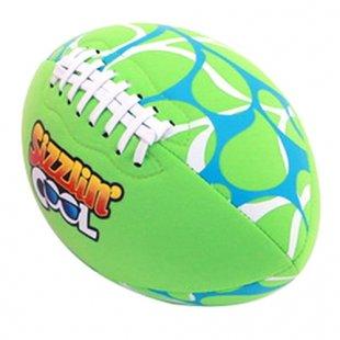 Sizzlin´ Cool - Neopren Wasser-Football, grün