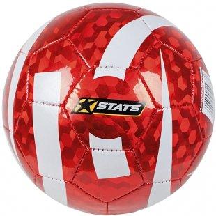 Stats - Fußball Laser, rot