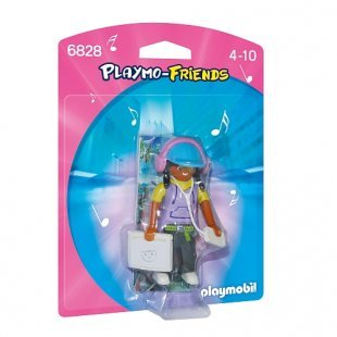 PLAYMOBIL - Multimedia Girl - 6828