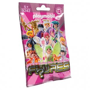 PLAYMOBIL - Figures Girls: Serie 12 - 9242