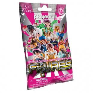 PLAYMOBIL - Figures Girls: Serie 13 - 9333