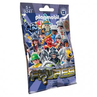 PLAYMOBIL - Figures Boys: Serie 12 - 9241