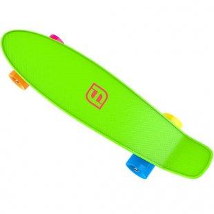 Funbee - Skateboard Mini Cruiser, 22, grün