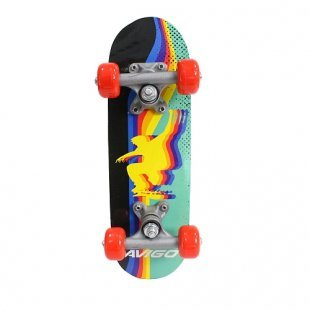 AVIGO - Mini Skateboard, Person