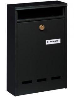 Briefkasten »Wismar 771 S«, Anlagen-Briefkästen