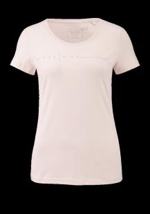 MUSTANG Damen T-Shirt rosa Gr.S