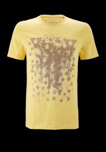 MUSTANG Herren T-Shirt gelb Gr.M