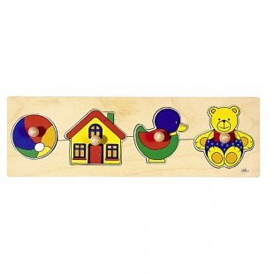 Puzzle Spielzeug - Steckpuzzle